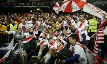 Copa Libertadores saga ends as River Plate wins in Madrid