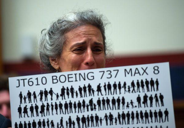 波音承诺投入1亿美元安抚737 Max空难遇难者家属