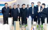 衢州市党政代表团在甬考察 郑栅洁与徐文光座谈