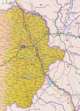 南涅水石刻馆地图