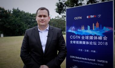 Global Media Moment: Journalist can reinvent new business model with blockchain technology