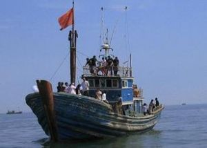 蓬莱金海岸渔家乐