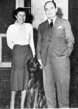 冯诺依曼和妻子克拉拉