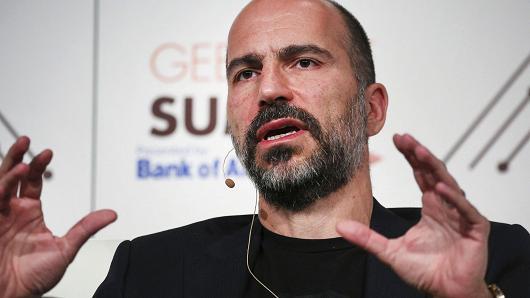 Expedia CEO达拉·科斯罗萨西