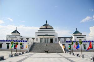 成吉思汗祭奠
