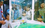 南京科技馆少儿科普体验区建成开放