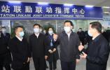 袁家军在温州台州调研疫情防控和复工复产工作