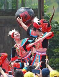 瑶族开垦节