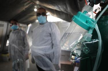 加沙出现首例社区传播新冠死亡病例