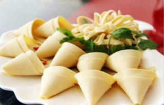 双泉豆腐皮