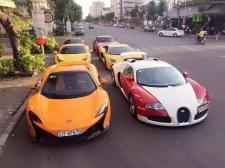 越南人均收入不高 为何街头豪车却很多?