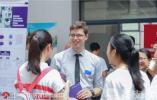 南广学院校园开放日:讲好中国故事,让中国声音传递世界