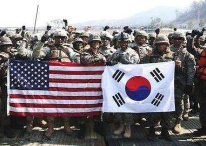 """美国""""咬死""""韩方负担约40亿美元驻军费"""