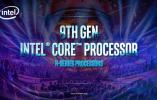 Intel正式发布9代酷睿新品,AMD将发实时光线追踪