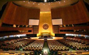 联合国大会会场