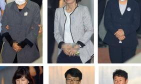 崔顺实女儿入学舞弊案宣判 崔获刑3年前梨大校长被判2年(组图)