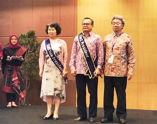 中国营养学会杨月欣理事长当选亚洲营养学会联合会(FANS)候任主席