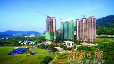 广州2018年住宅用地供应同比增四成