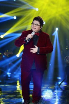 2014年韩红加盟《我是歌手第三季》并夺得冠军