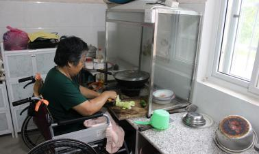 Campaign aims to give disabled people dignity, independence