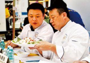 淮扬菜厨师