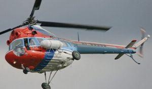 米-2甲兵直升机