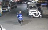 """温州一""""饿了么""""骑手电动车被偷 警方一查,""""美团""""骑手干的!"""