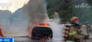 宝马汽车一周起火6起涉4款轿车两款SUV 期中3辆因去年起火被召回过