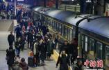 全国铁路客流持续攀升 2月8日预计发送旅客998万人次