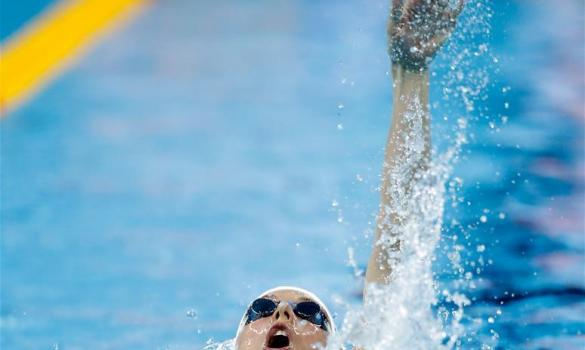 Highlights of 14th FINA World Swimming Championships (25m) in Hangzhou