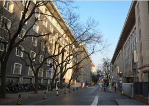 西交民巷近代银行建筑群