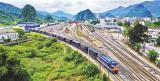 广西凭祥:跨境通道更畅快