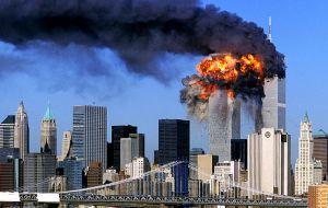 911恐怖袭击