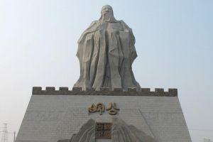 安徽皖公像