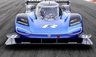 大众纯电动赛车ID.R挑战古德伍德速度节赛事纪录