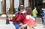 58秒|去老家黄冈驰援的梅专返回宁津,和妻子约定疫情过后去看父母