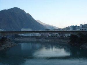 怒江六库大桥