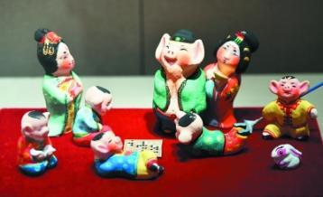 我们的节日 春节市民可去博物馆过大年