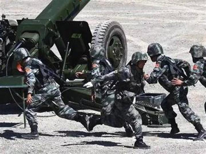 """新疆昌吉军分区划出""""硬杠杠""""立起备战打仗鲜明导向"""