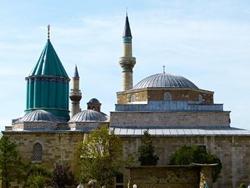 突厥人建造的伊斯兰教堂