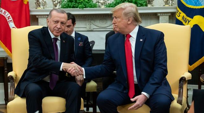 美国通过涉土耳其决议 正式承认其曾对亚美尼亚种族灭绝