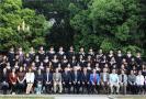 南京高校拍攝畢業照 畢業生盡顯朝氣活力(組圖)