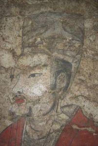高洋墓壁画局部