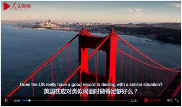 """制度优势让中国强起来,也展现出强大战""""疫""""能力"""