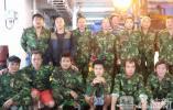 紧急救援!东海救助局成功救助15名遇险船员