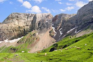 比利牛斯山脉