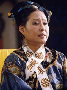 斯琴高娃饰演孝庄皇后