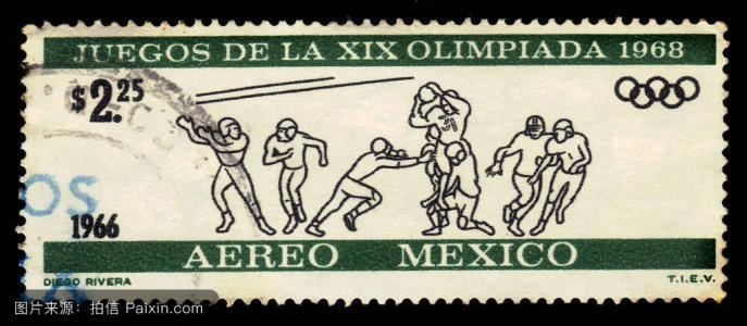 墨西哥城奥运会