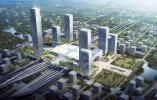 一片云一座城 杭州西站想这样建