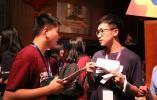 感受哈佛校园生活不用去美国 全球500余学生齐聚杭州这所中学